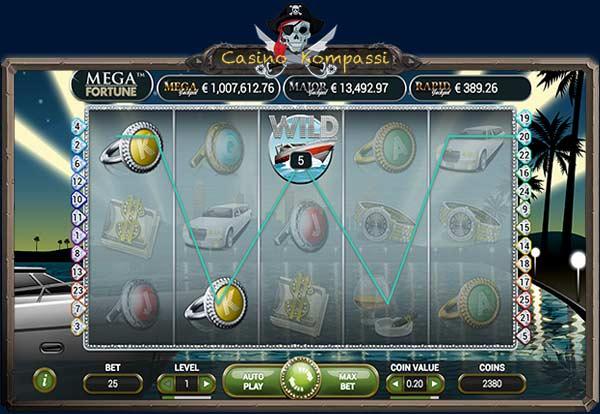 Mega Fortune ilmaiskierrokset