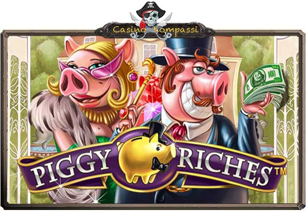 Piggy Riches kolikkopeli