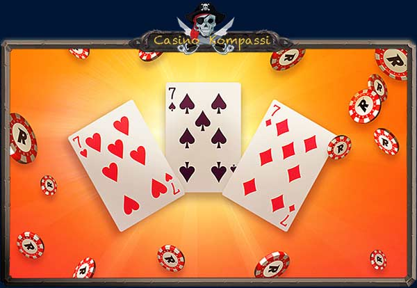 Korttipeli seiskat