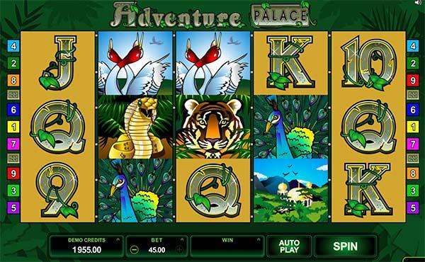 adventure palace ilmaiskierrokset