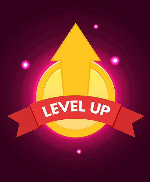 level up bonus