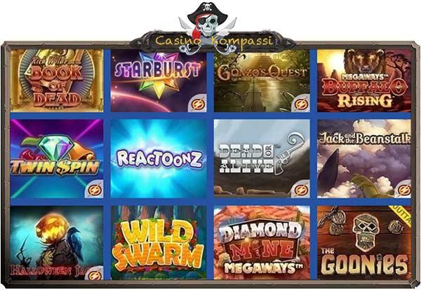 Casino Heroes hedelmäpelit