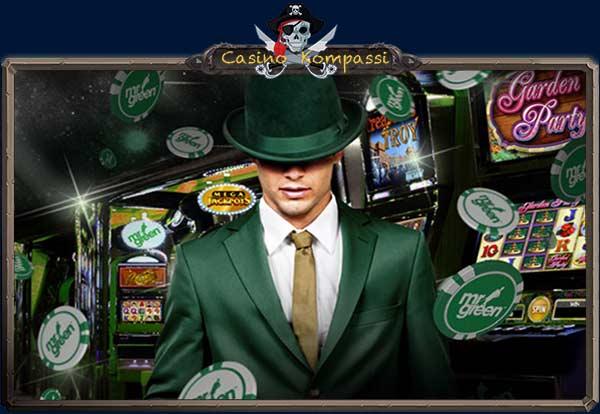 Mr Green tarjoukset