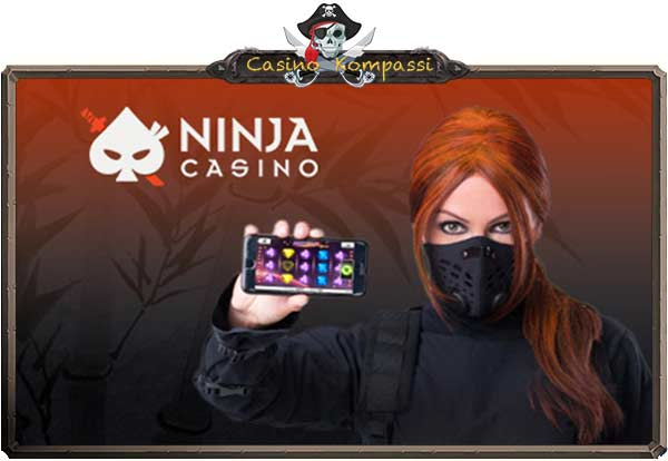 Ninja Casino  mobiili
