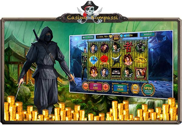 Ninja Casino  bonukset