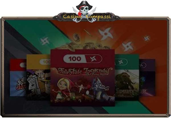 Ninja Casino aarteet