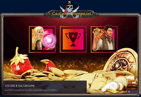 Maria casino ilmaiskierroksia