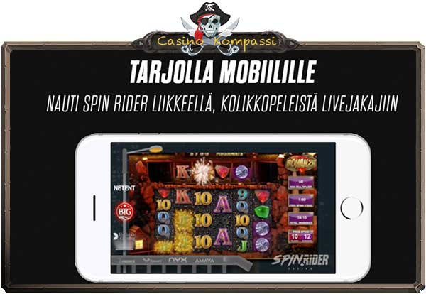 Spin Rider mobiili
