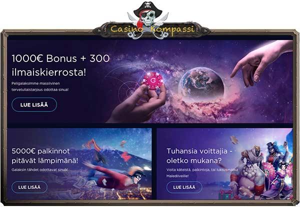 Genesis Casino arvostelu