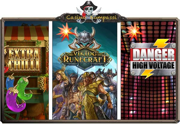 Highroller Casino pelejä