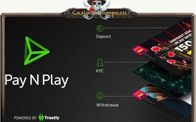 Rekisteröitymisvapaat kasinot