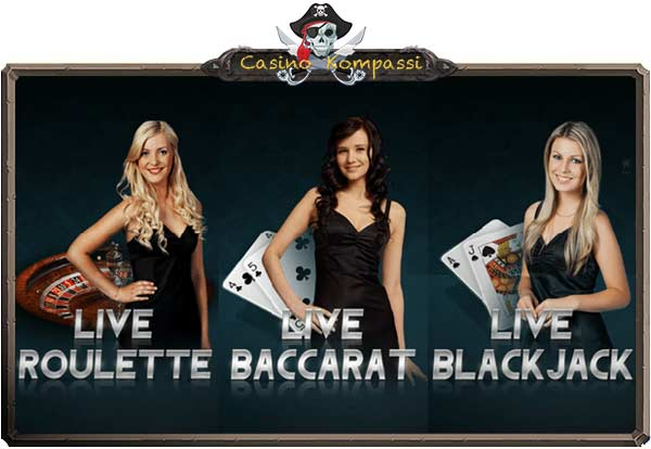 live casinot
