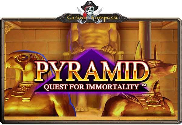 Pyramid: Quest for Immortality kolikkopeli