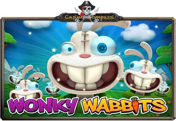 Wonky Wabbits mobiilissa