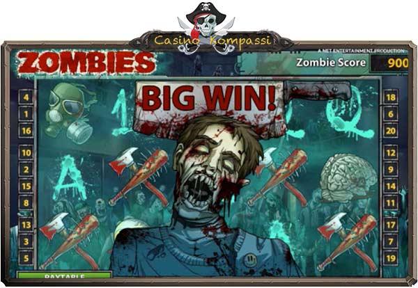 Zombies big win