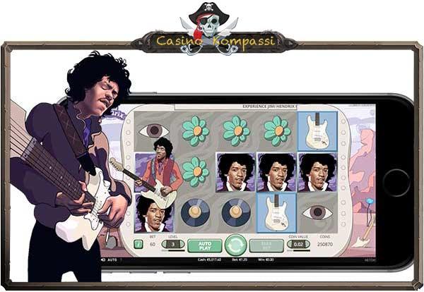 Jimi Hendrix rahapeli