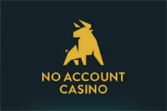 no account casino peliaula