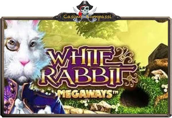 White rabbit hedelmäpeli