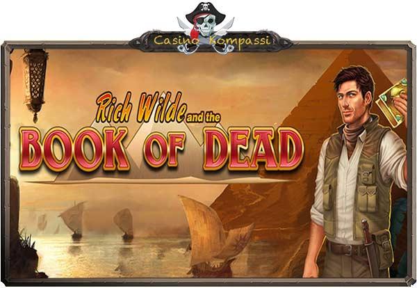 Book Of Dead - Rich Wilde kolikkopeli