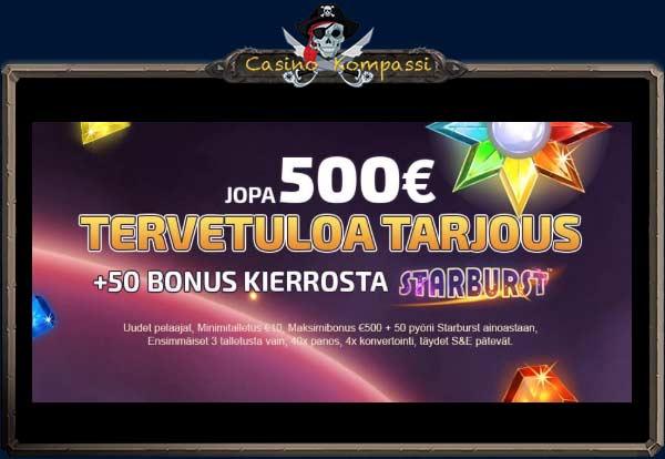 Red Spins Casino bonus