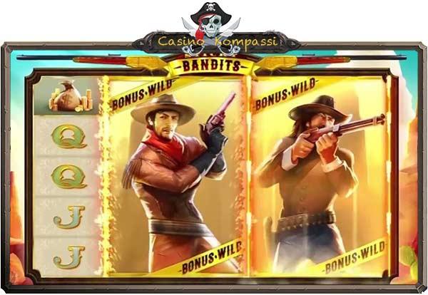 sticky bandits palkinnot